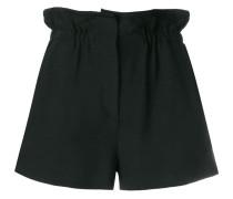 crepe paper bag shorts