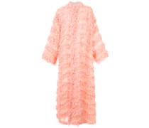 Langer Kimono mit Fransen