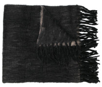 mesh cape-scarf