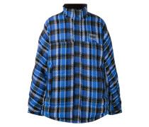 oversized reversible coat