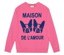 'Maison de l'Amour' Sweatshirt