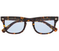Eckige 'Kavell' Sonnenbrille