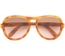 Klasssiche Pilotenbrille