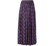 Magda floral print skirt
