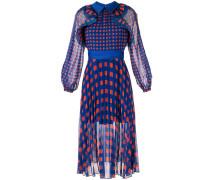 Hemdkleid mit Vichy-Karo