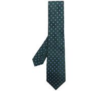 Bestickte Krawatte