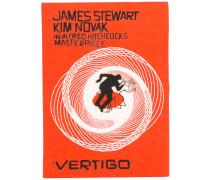 'Vertigo' Clutch im Buchdesign