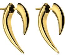 'Tusk' Ohrringe aus Sterlingsilber