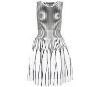 Strukturiertes Scuba-Kleid