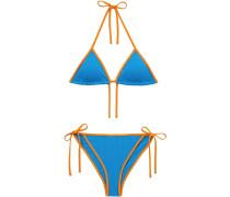 Bikini mit Monogramm