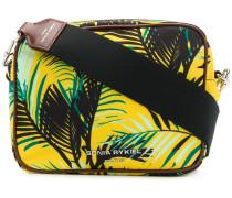 Kameratasche mit Palmen-Print