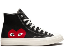 x Comme Des Garçons Play 'Chuck 70' Sneakers