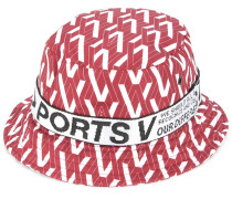 Zweifarbiger Hut