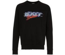 'Exit' Sweatshirt