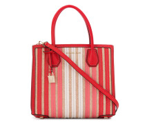 Mercer striped tote bag