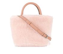 'Ava' Shearling-Handtasche