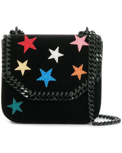 Stella McCartney Damen 'Falabella Box Stars' Schultertasche Verbilligte Freies Verschiffen Neuestes Rabatte bvpI6vDy