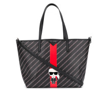 'K/Stripe Ikonik' Shopper
