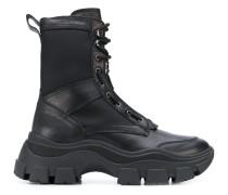 Hiking-Boots mit klobiger Sohle