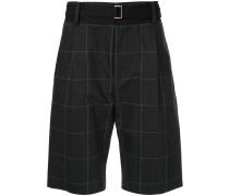 Shorts mit G�rtel