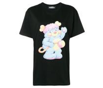 T-Shirt mit Bär-Print