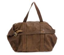 Reisetasche aus Hirschleder