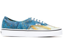 Van Gogh printed sneakers