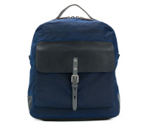 iAn waxed backpack