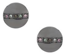 strass embellished earrings