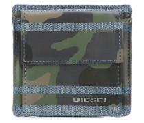 Portemonnaie mit Camouflage-Print