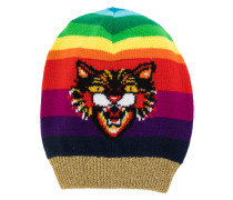 'Angry Cat' Beanie