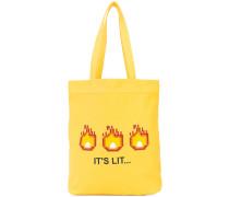'It's Lit' Handtasche