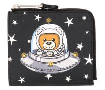 Portemonnaie mit Teddy-Motiv