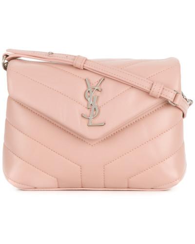 Saint Laurent Damen Gesteppte Schultertasche Klassische Online-Verkauf Aus Deutschland Günstigem Preis Holen Sie Sich Die Neueste Mode Billig Verkauf Eastbay 1oowWE