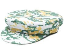 Schirmmütze mit Camouflage-Print