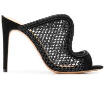 Sandalen in Netzoptik