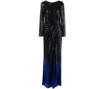 'Melati' Abendkleid in Glitter-Optik