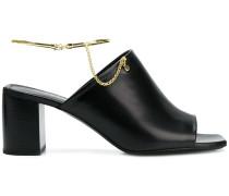 anklet detail sandals