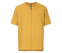 vent neck T-shirt