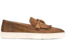 Loafer mit Troddeln