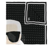 K/Ikonik Karl scarf