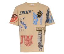 "T-Shirt mit ""University""-Logo"