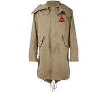 'Illumanti' Parka mit Patches