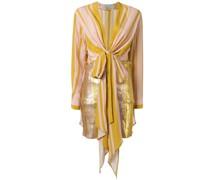 'Gertrude' Kleid mit Knotendetail
