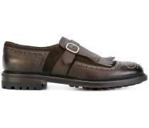 Monk-Schuhe mit Riemen