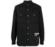 Leichte Jacke mit Druckknöpfen