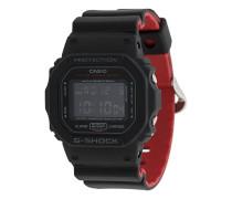 'Digital DW5600HR-1' Armbanduhr
