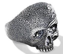 'Waves' Ring mit Diamanten