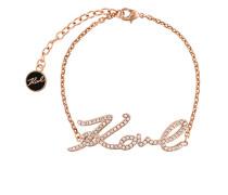 Karl signature bracelet
