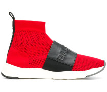 branded sneaker boots